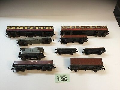Hornby Dublo Collection Model Railways Metal. Lot 136