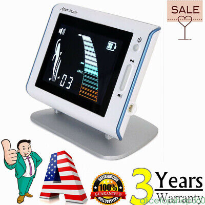 """4.5"""" LCD Dental Lab Endodontic Root Canal Finder Apex Locator DTE DPEX III Style"""