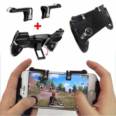 PUBG Shooter Controller Game Trigger Fire Button Handle L1R1 For Samsung S9 New
