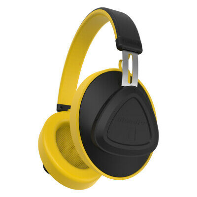 Bluedio TM OverEar Bluetooth5.0 Headphones Voice Control Stereo Wireless Headset