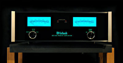 McIntosh MC162 Power Amplifier Faceplate and Meter LED Bulbs Lamps lights Filter