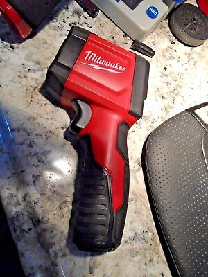 Infrared Thermometer Digital  works greatMILWAUKEE 2267-20