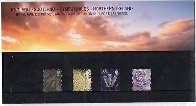 GB Presentation Pack 59 Regional Definitive Stamps 2002 10% OFF ANY 5+