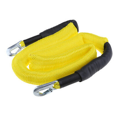 MagiDeal 59 ft Bungee Cord Rope Dock Lines Shock Cord Boat Docking Random