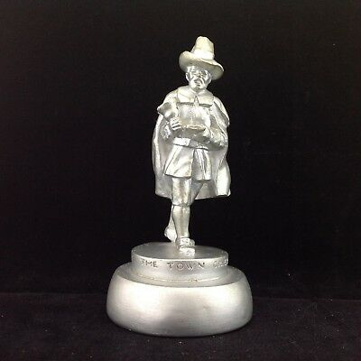 Sebastian Miniatures SML-151B The Town Crier - Rare One of a Kind Large Base
