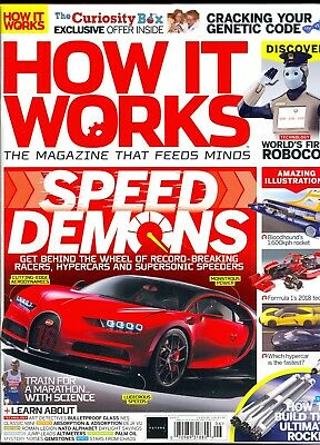 How It Works Issue 111 (2018) The Magazine That Feeds Minds SPEED DEMONS