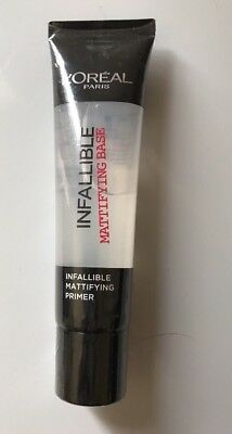 LOREAL INFALLIBLE MATTIFYING BASE PRIMER 35ML New
