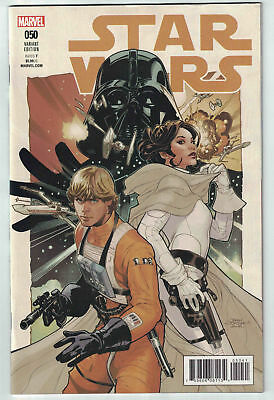 Star Wars #50  Dodson 1:50 Variant Nm Unread Copy   Comic Kings