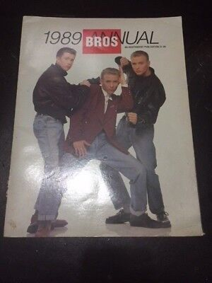 Bros Unofficial Annual 1989