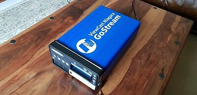 ViewCast Niagara GoSurf Mobile Streaming Encoder Ex BBC Unit #2