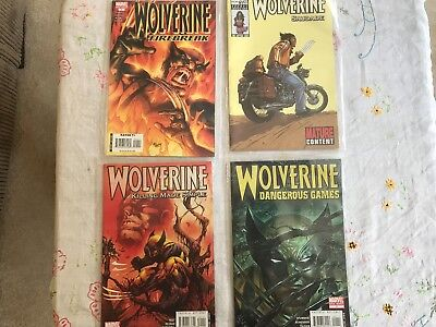 wolverine one shots by marvel comics