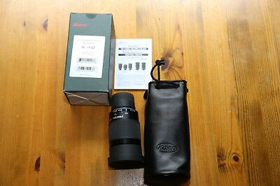 KOWA prominar 25-60 Wide Zoom Eyepiece TE-11WZ- Only one month old -Perfect!