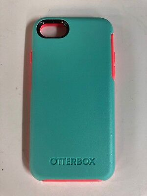 OtterBox Symmetry Series Case For iPhone 7 iPhone 8 Candy Shop Aqua Mint