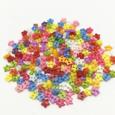 lot de 50 Bouton Crafts triangle  6mm 2 trous scrapbooking bricolage décoration