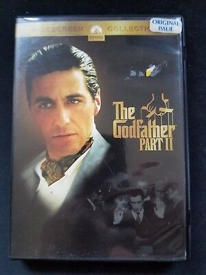 The Godfather, Part II Two-Disc Widescr DVD Ships in 24 hours!