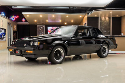 Buick GNX  Buick GNX! #393 of 547, # Matching Drivetrain, All Original, Fully Documented!