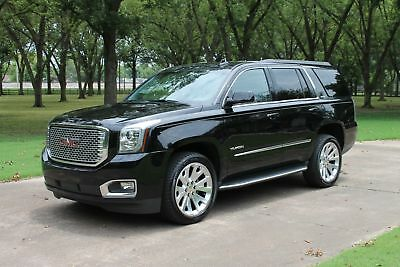 """2016 GMC Yukon SLE 1 Owner MSRP New $53370 One Owner Leather Seats 22"""" Wheels  Denali Grill  MSRP New $53370"""