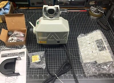 Workhorse AL-500D Power Feed For Vertical Mill 115v X Axis