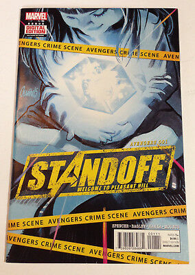 AVENGERS STANDOFF: Welcome to Pleasant Hill #1 (2016 - Marvel Comics) NM-