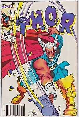 Thor#337 Vf/nm 1983 First Beta-Ray Bill Marvel Bronze Age Comics