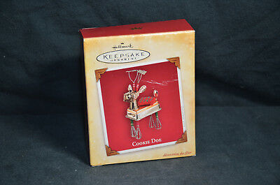Hallmark Keepsake Ornament - Cookie Doe Christmas Ornament