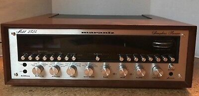 Monster Marantz 2325 - NEW Lamps, Bi-pins & Velum + Most Caps + WC-43 Wood Case