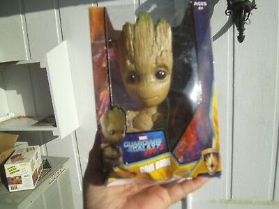 New Marvel Guardians Of The Galaxy Vol 2 Baby Groot Piggy/ Coin Bank Ships Free
