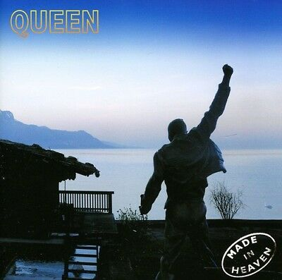 Made In Heaven: Deluxe Edition - Queen (2011, CD NUOVO)