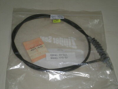 SUZUKI RV90 TS50 TS90 Front Brake Cable 58100-26000 58100-01722 58100-01670 #696