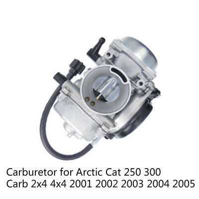 New Carburetor for Arctic Cat 250 300 2x4 4x4 2001 2002 2003 2004 2005 Red Green