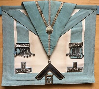 Past Masters Apron, Collar & Jewel