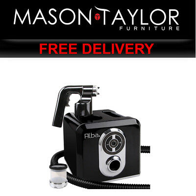 Mason Taylor Professional Spray Tan Machine Gun - Black TAN-VEN-BOX-BLACK