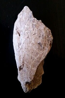 Neolithic Stone Hand Axe - Ancient Acheulean Artifact Tool Discovered In Jordan