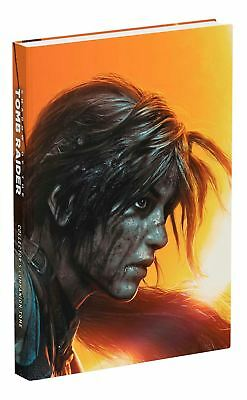 Shadow of the Tomb Raider: Official Collector's Companion Tome