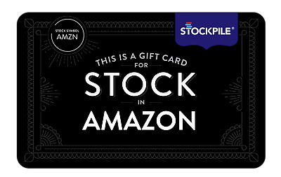 Stock In AMAZONE Gitt Card 50$- Email delivery