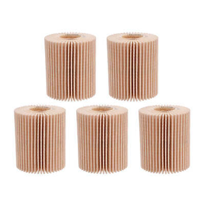 5 x OEM FACTORY Oil Filter For Lexus IS250 IS350 LS460 LS600H IS300 04152-YZZA5