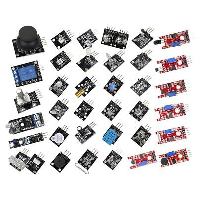 37Pcs Sensor Module Kits for Raspberry PI Arduino UNO R3 Mega2560/328 Module Kit