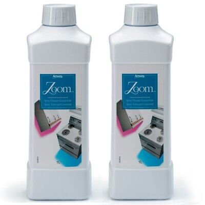 Amway Spray Cleaner Concentrate Zoom - 2 x 1 Liter