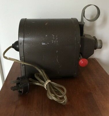 Vintage Tin Lantern Style Camera Roll Projector Made In Australia