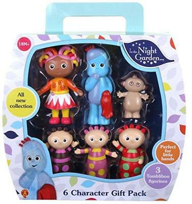 New In the Night Garden 6 Figure Character Gift Pack