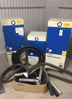 Pace fume extractor