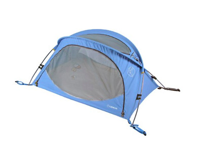 Little Life Arc 2 travel cot tent camping baby toddler blue - barely used!
