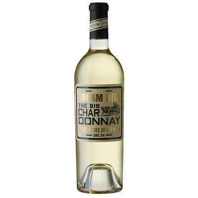 Dream Big The Big Chardonnay Lodi Californien 14% vol 75cl Flasche