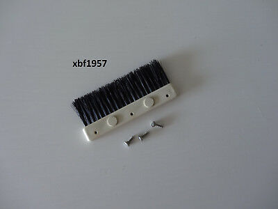 BROSSE (66mm) CHARIOT ARRIERE MACHINES A TRICOTER PASSAP DUOMATIC rose,S, 80, SD