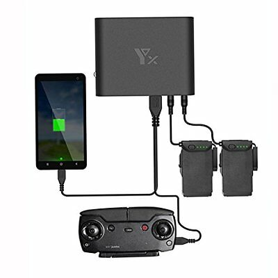 Mobile Power Bank Charger 3.7V 25000mAh For DJI MAVIC Drone AIR Controller Fast