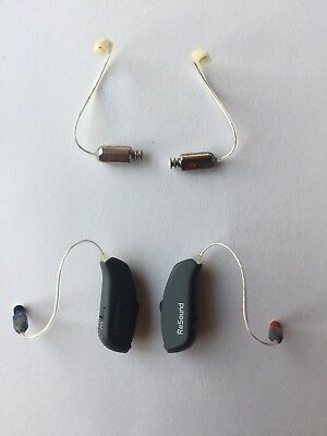Resound Linx Receiver-in-canal (RIC) Hearing Aids