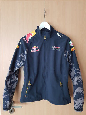 Red Bull Racing Softshelljacke Damen