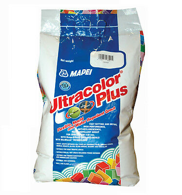 Mapei Ultracolor Plus Flexible Wall and Floor Grout - 2kg - All Colours