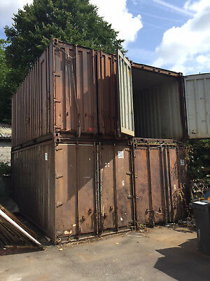 Used 20ft shipping container - ideal for storage