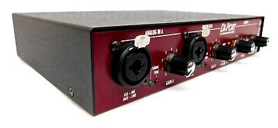 MindPrint DI-PORT Mic Preamp Converter Class-A High-End SPDIF + OVP + Garantie